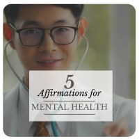 Affirmations for Mental Health Video